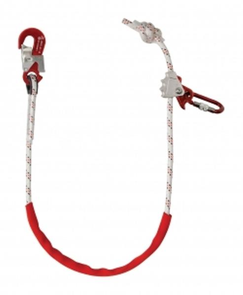 строп для позиционирования с зажимом ползункового типа